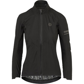AGU Essential Prime Rain Jacket Women, black